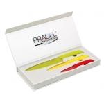 Coffret Pradel Evolution 3 couteaux - couleur C8229