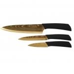 Coffret Pradel Evolution 3 couteaux - titane C82352