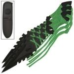 3 couteaux Zombie lancer - Couteau de jet TR3730