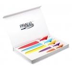 Coffret Pradel Evolution 5 couteaux - couleur C8230