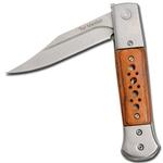 Couteau automatique à cran darret dissimulé - PK73