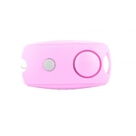 Alarme personnelle compact LED - rose2