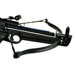 Arbalète pistolet 50 livres + 5 fleches2