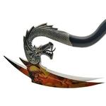 Arme Dragon dague 4 lames - collection2