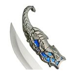 Dague fantastique dragon 23cm3