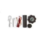 Poignard compact 21,5cm + kit survie - couteau - Copie (2)