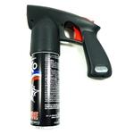 Bombe lacymogène gel poivre 300ml - Pistolet34