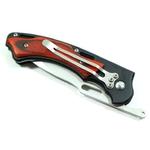 Couteau pliant 20cm design - Virginia4