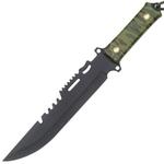 Poignard Homeland 34,5cm - couteau full tang2