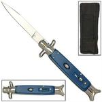 Couteau automatique style Italien à cran d'arret4