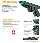 Projecteur lanceur OC poivre - JPX JET PROTECTOR3