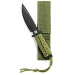 Couteau tactique 19cm militaire - full tang..