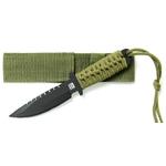 Couteau tactique 19cm militaire - full tang.