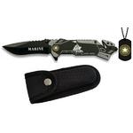 3543-couteau-troupe-de-marine-plaque-metal-etui