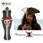Dague Squelette 43,5cm - Pirates des Caraïbes