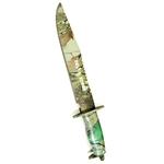 Poignard Delta Force 37,5cm - Couteau camouflage.