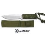 Couteau militaire 20cm full tang - acier