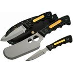 Pack de camping - 3 couteaux poignards de survie