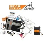 Kit de Survie Ultimate 16 pièces - GERBER Bear Grylls