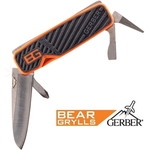 Couteau multifonction Pocket Tool - GERBER Bear Grylls