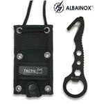 Couteau skinner décapsuleur tournevis - ALBAINOX multi-outil