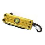 Couteau militaire 13cm de poche - Ouverture rapide.
