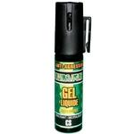Bombe lacrymogène 25ml GEL CS - aérosol spray lacrymo defense.