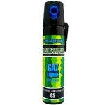 Bombe lacrymogène 75ml GAZ CS - aérosol spray lacrymo.