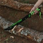Machette épée Zombie Eradicator 63cm - Full Tang acier..