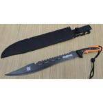 Epée fantastique 63,5cm machette full tang - Avenger