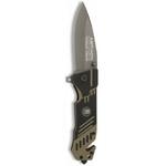 Couteau pliant AMPHION 20cm G10 - RUI..