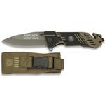 Couteau pliant AMPHION 20cm G10 - RUI.
