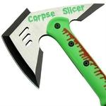 Hache hachette Zombie 41,5cm design - paracorde..