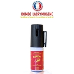 Bombe lacrymogène 15ml GAZ - Lacrymo défense