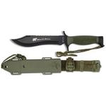 Poignard couteau militaire 30,5cm tactique - ALBAINOX.