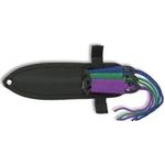 3 Couteaux de lancer 19cm multicolore - ALBAINOX..