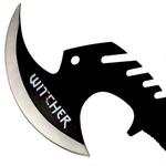 Hachette The Witcher 29cm - Full tang acier..