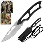 Couteau compact tactique 17,3cm - Full tang acier