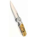 Couteau automatique 19,5cm à cran darrêt - Lampe LED..