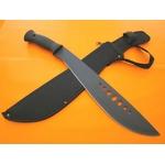 Machette The Hunter 47,5cm noir - le chasseur