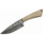 Couteau poignard 20,2cm DAMAS - Damascus full tang.