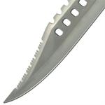 Poignard Bowie de survie 45cm - couteau chasse...