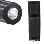 Matraque télescopique 47,7cm + LED - Baton tactique..