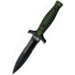 Dague tactique de combat 24cm - Titane K25..
