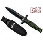 Dague tactique de combat 24cm - Titane K25