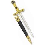 Dague 35,5cm dorée collection - IMPERIAL TOLE10.