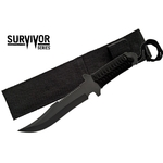 Poignard couteau tactique 29,5cm commando - Full tang