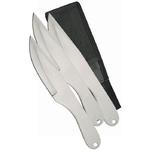3 Couteaux Shadow Pro, couteau lancer - Garantie incassable