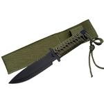 Poignard couteau tactique 27cm militaire - Full tang