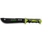 Poignard couteau 32,5cm - Design ZOMBIE.
